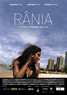 """Poster do filme """"Rânia"""""""