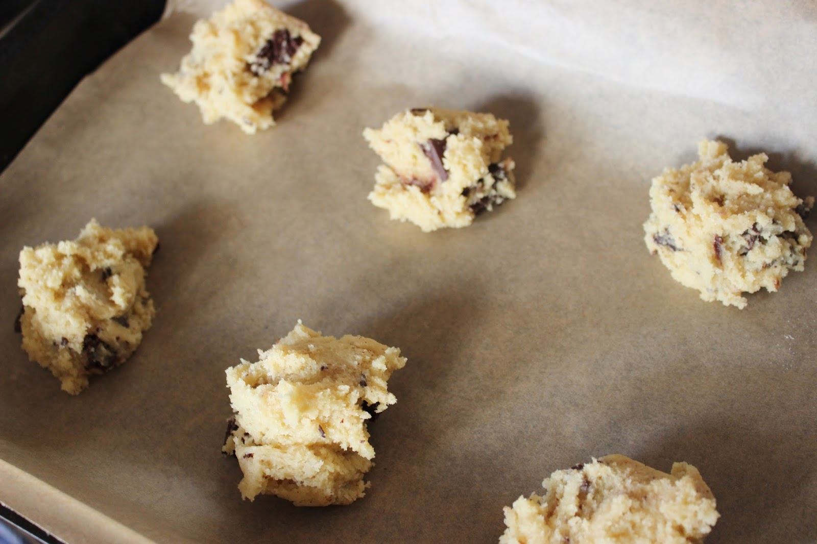 american style chocolate chip cookie mix