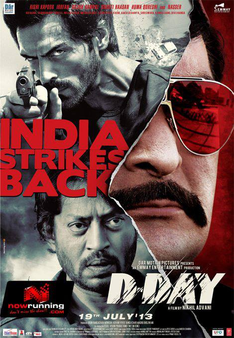 D Day (2013) Hindi Movie | D Day (2013) Hindi Movie