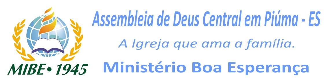 Assembleia de Deus em Piúma - ES