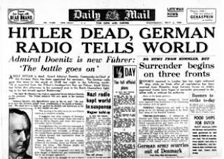 Hitler muerto