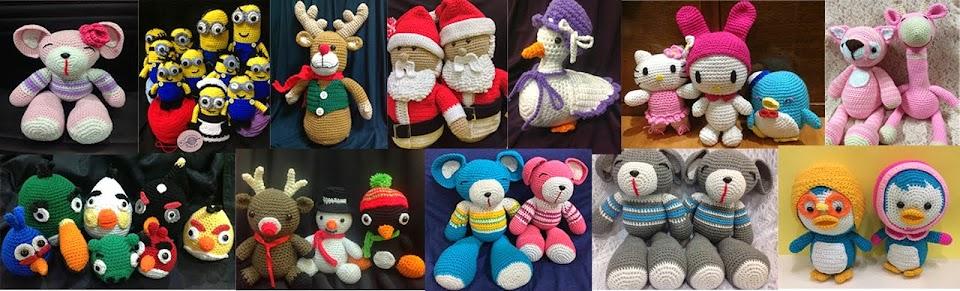 Hooks, Crochet & Yarn