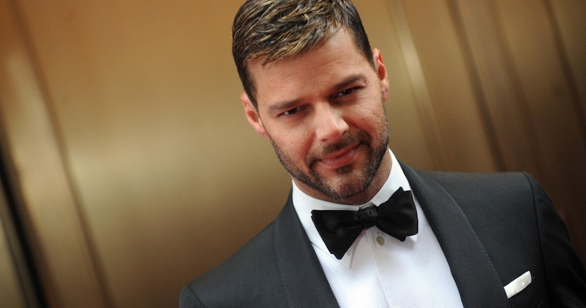 Reses Pop Singer Ricky Martin Wallpapers