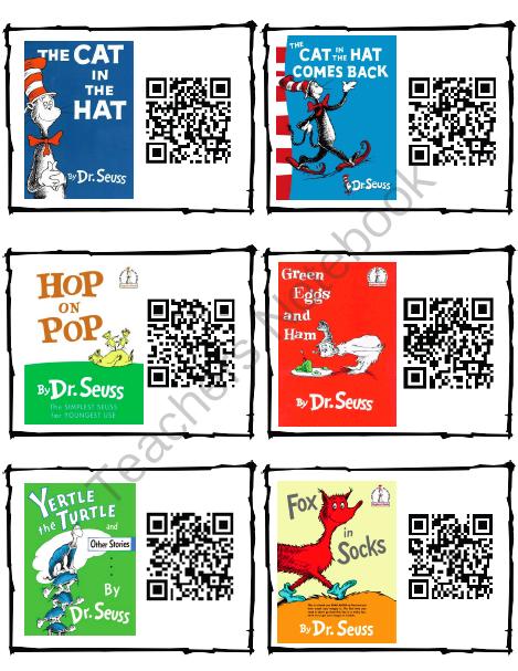 http://www.teachersnotebook.com/product/acolwell/dr-seuss-read-aloud-qr-codes