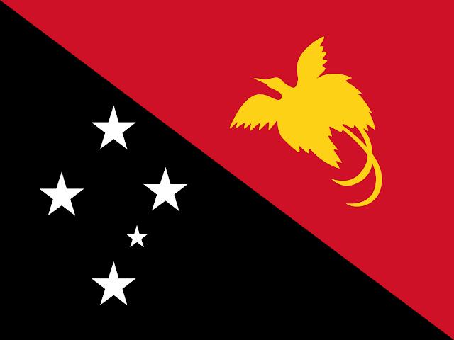 Imag Bandera Papua Nueva Guinea