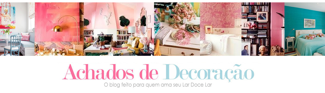 ACHADOS DE DECORAO - blog de decorao