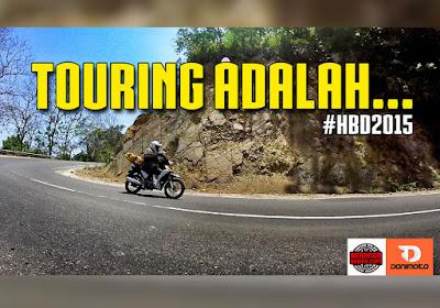 TOURING ADALAH...