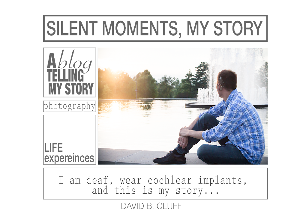 Silent Moments, My Story