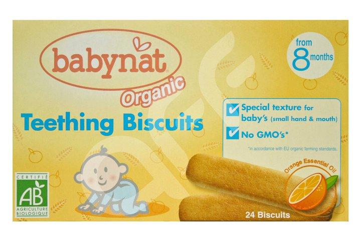 Baby Food Crackers Recipe