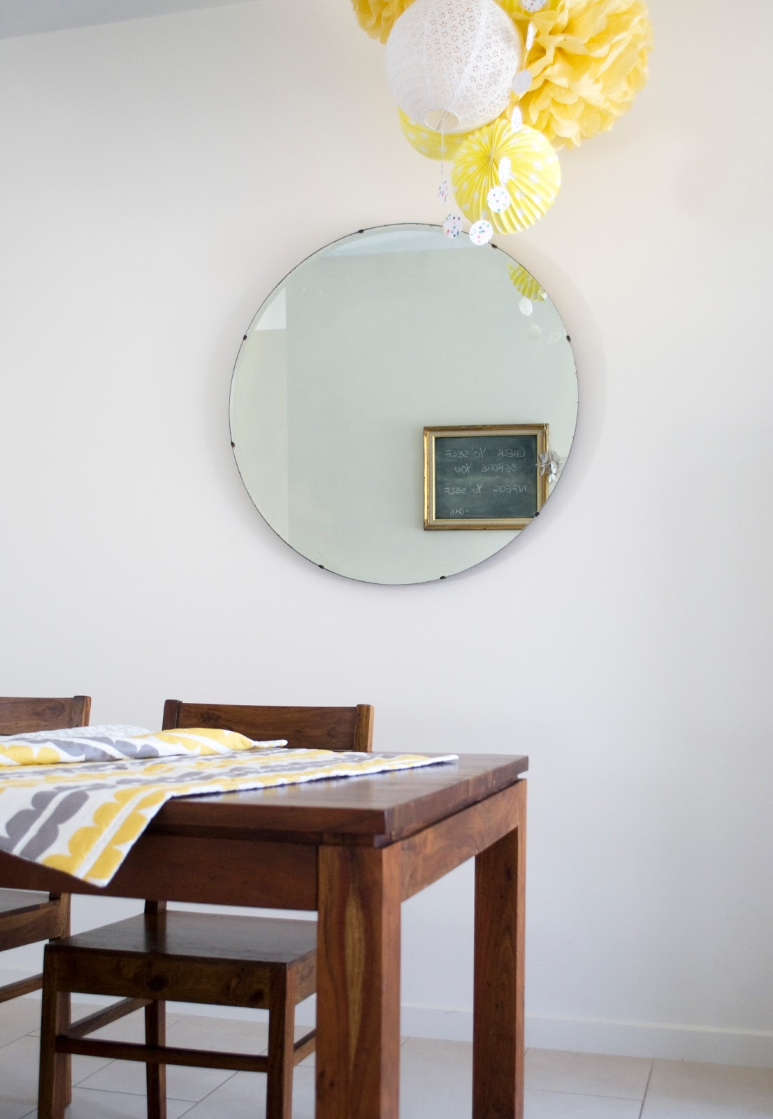 Grace Designs Decor for the Home Thrifted Vintage Mirror