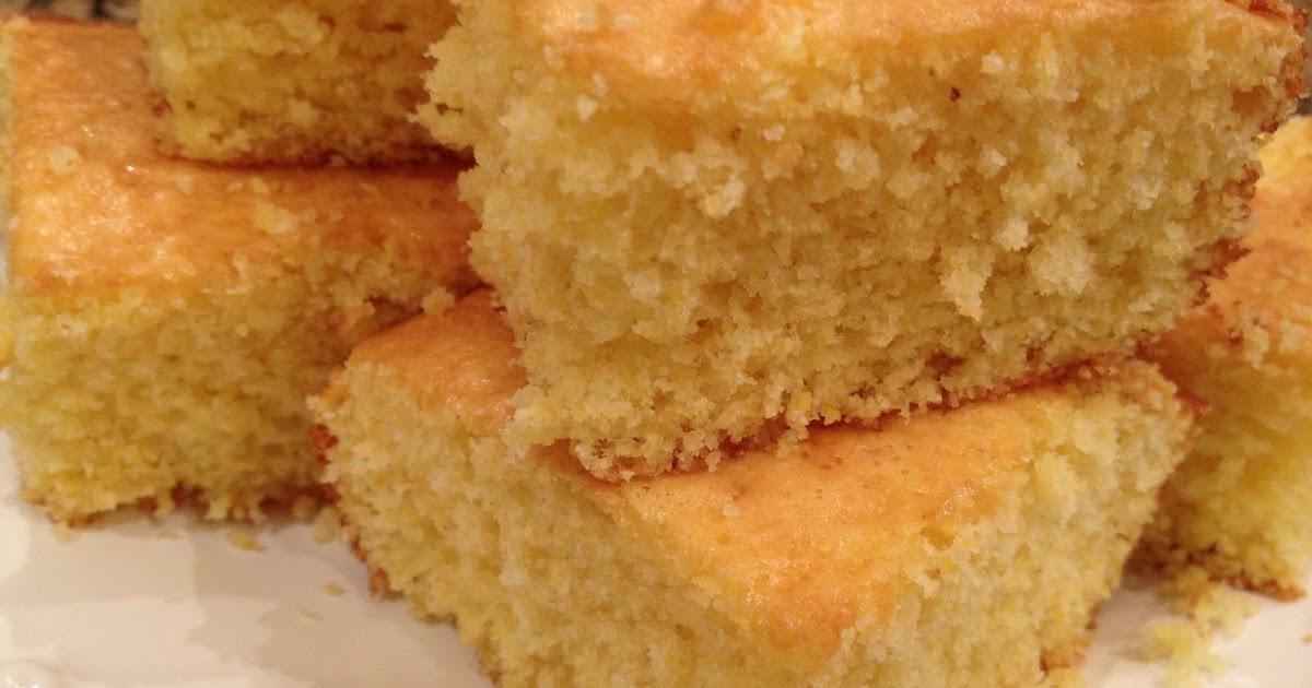 Cornbread Using Yellow Cake Mix