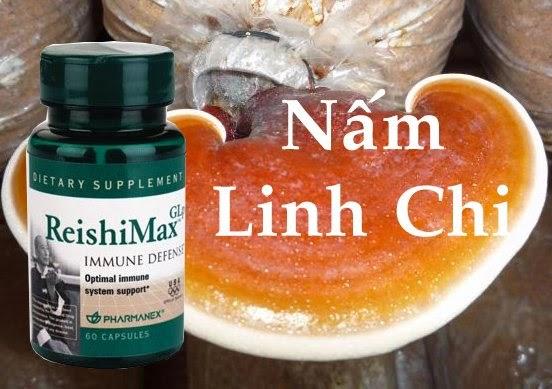 Thực phẩm chức năng ReishiMax GLp Nuskin