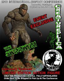 Creatureplica's limited edition