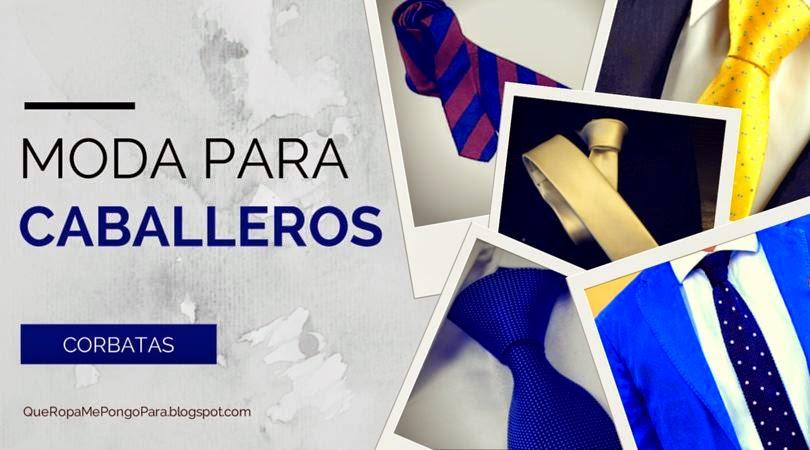 CONSEJOS PARA USAR CORBATA - TIPS / OUTFITS