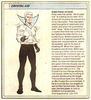 Chico Cristal (ficha dc comics)