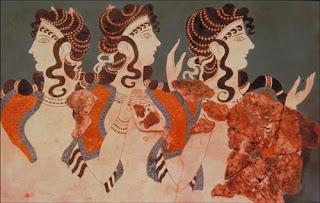 Κρήτη Ηράκλειο Αρχαία Κνωσός - Krete Hrakleio Ancient knosos