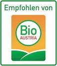 Wir sind Mitglied von Bio Austria