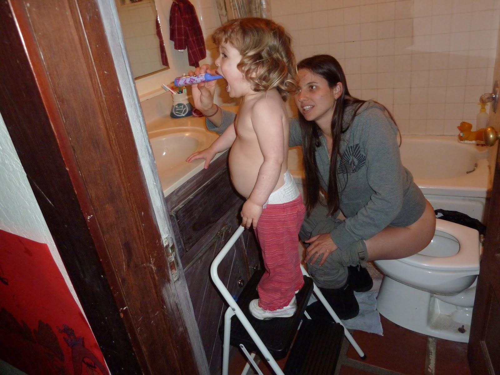 Super Mom Blog: Multitasking Mamma