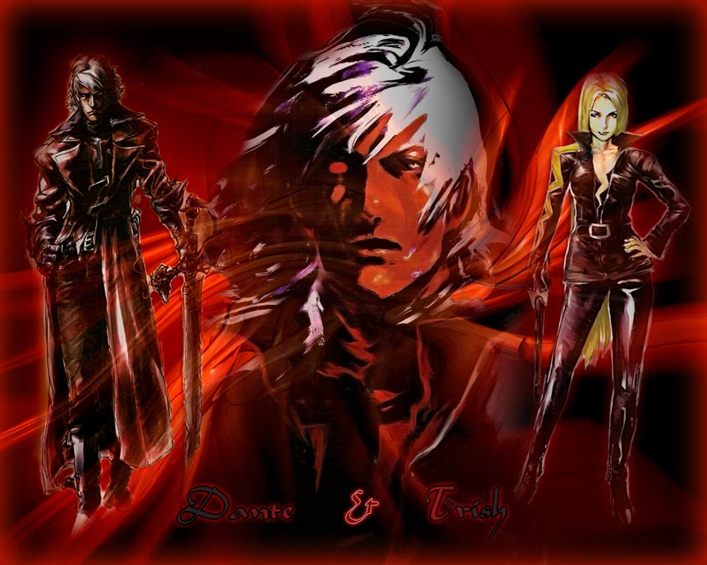 Devil May Cry HD & Widescreen Wallpaper 0.934631422071372