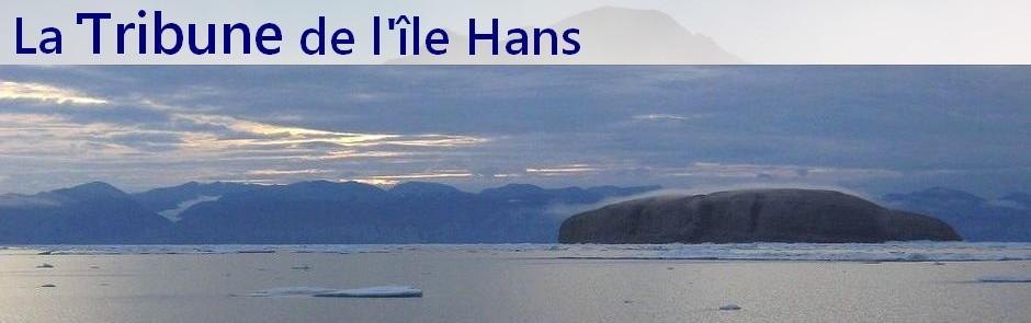 La Tribune de l'île Hans