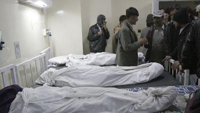 19 personas murieron y 42 resultaron heridas en Pakistán en las inundaciones provocadas por las fuertes lluvias, 03 de Agosto 2013