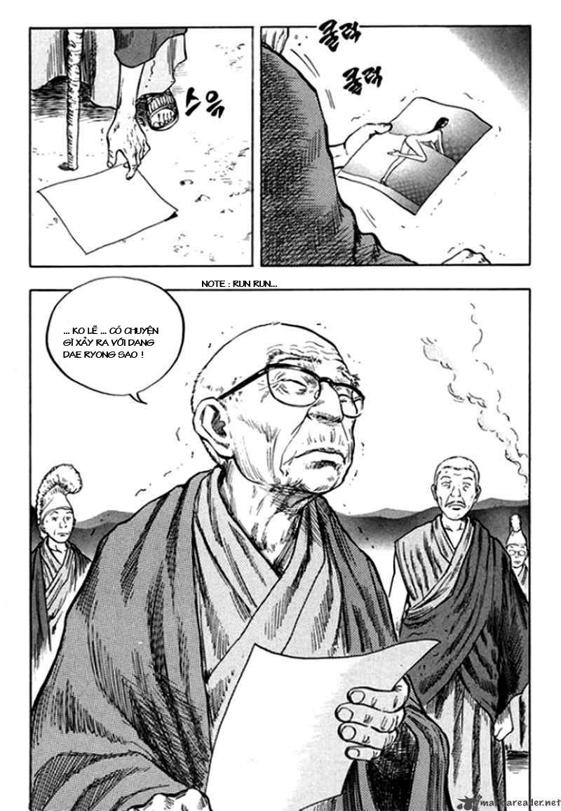 TruyenHay.Com - Ảnh 24 - Monk! Chap 19