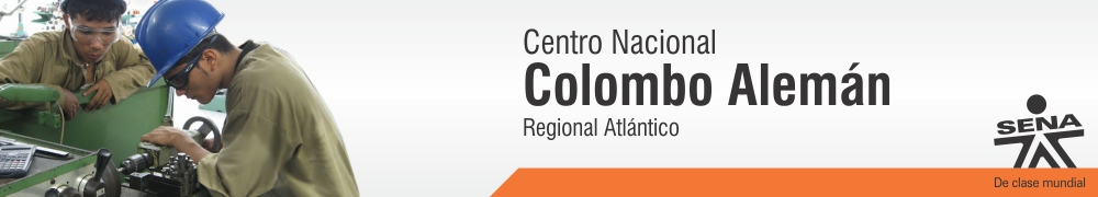 Centro Nacional Colombo Alemn - SENA Regional Atlntico