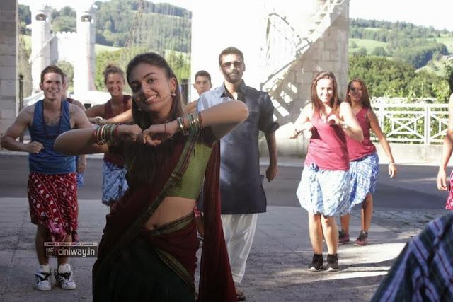 Naiyandi Heroine Nazriya Nazim Stills