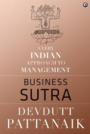 A Very Indian Approach To Management : Bussiness Sutra By Devdutt Pattanaik image