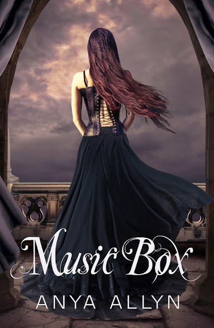 Cover Reveal + Giveaway:  Music Box