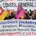 Fonction publique : une grève d'intérêt général