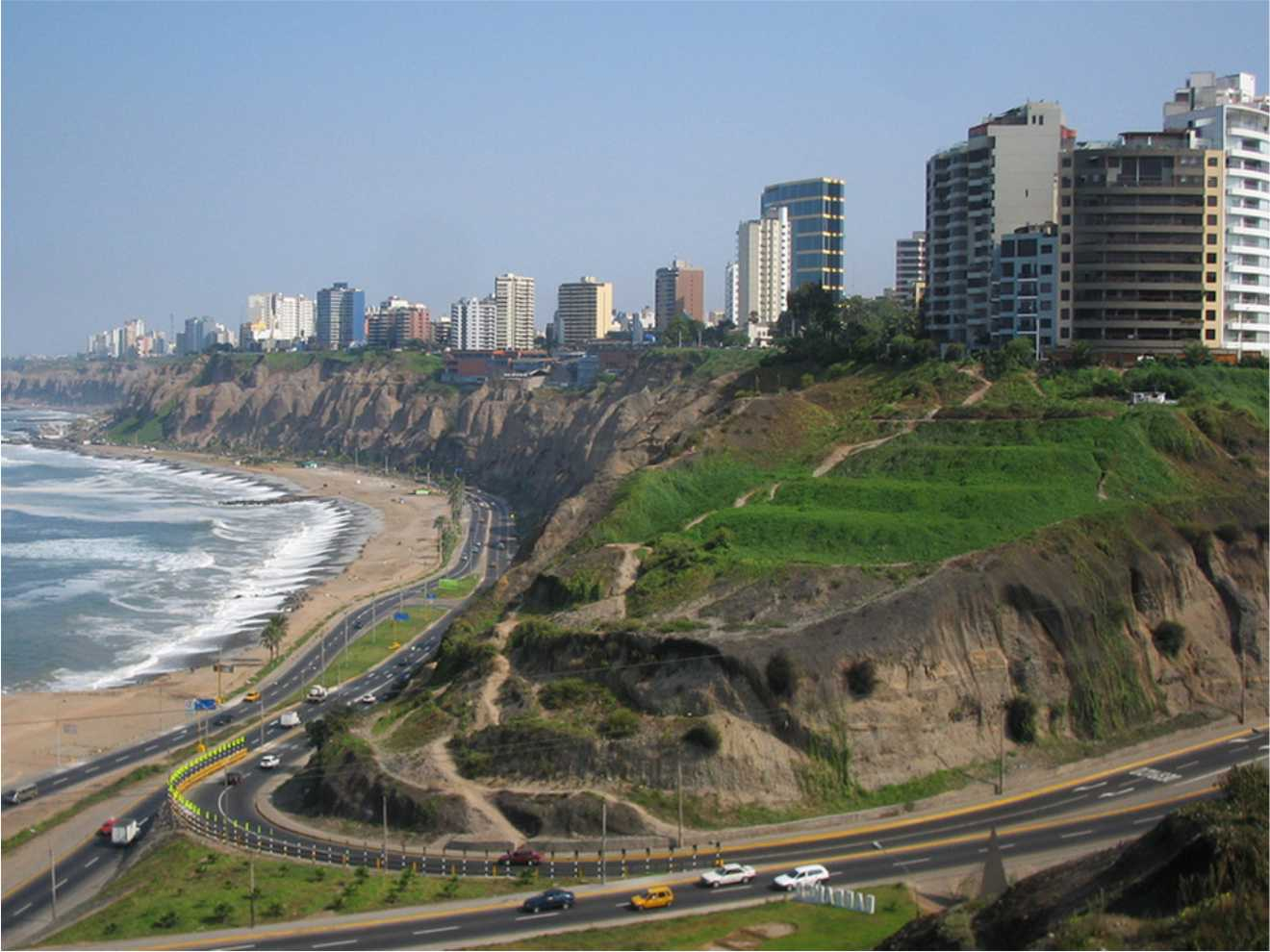 miraflores girls Welcome to real man travel guides  on the weekend head to the larcomar mall in miraflores if you are looking for girls, look no further than gotica,.