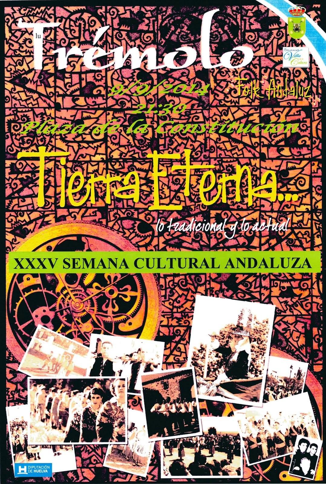 "TRÉMOLO ""TIERRA ETERNA"""