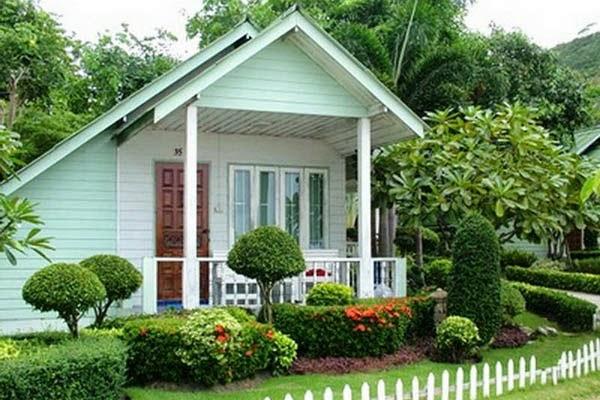 model rumah minimalis asri & Model Rumah Minimalis Asri Yang Sedang Populer | Desain Rumah ...