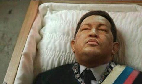 Morreu Hugo Chávez, presidente da Venezuela
