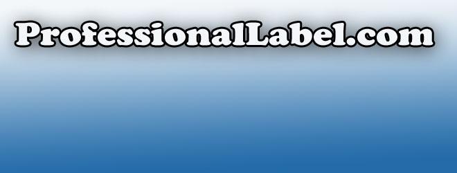Professional Label