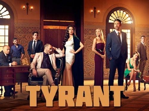 El reparto de la serie Tyrant