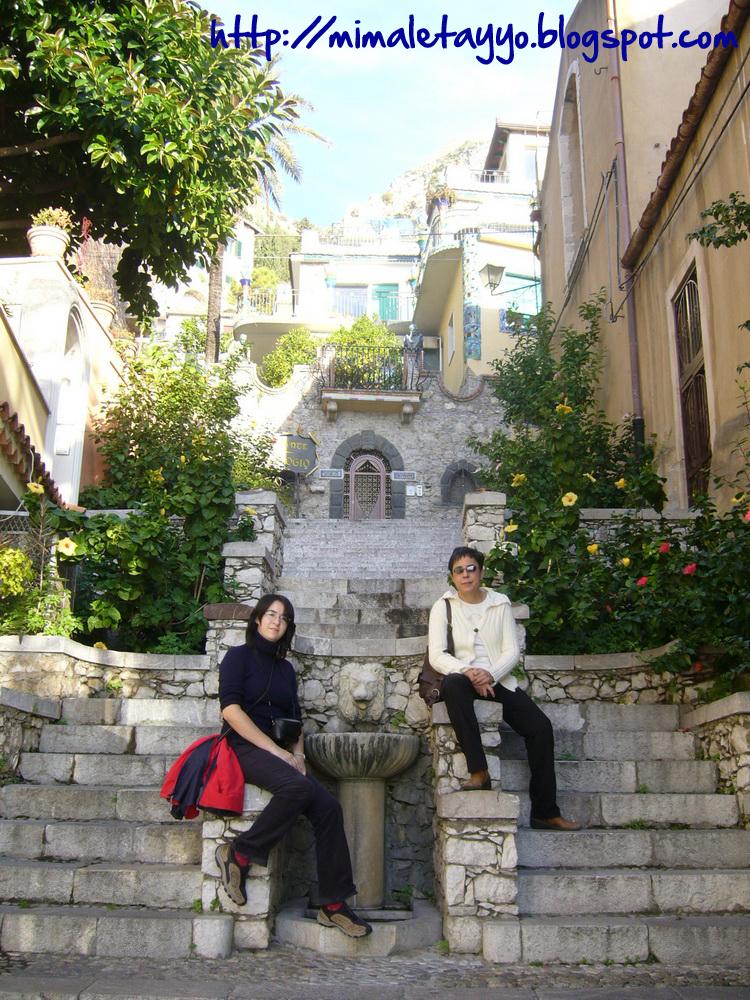 Sicilia - En Taormina