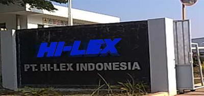 Alamat PT. Hi-Lex Indonesia Tangerang