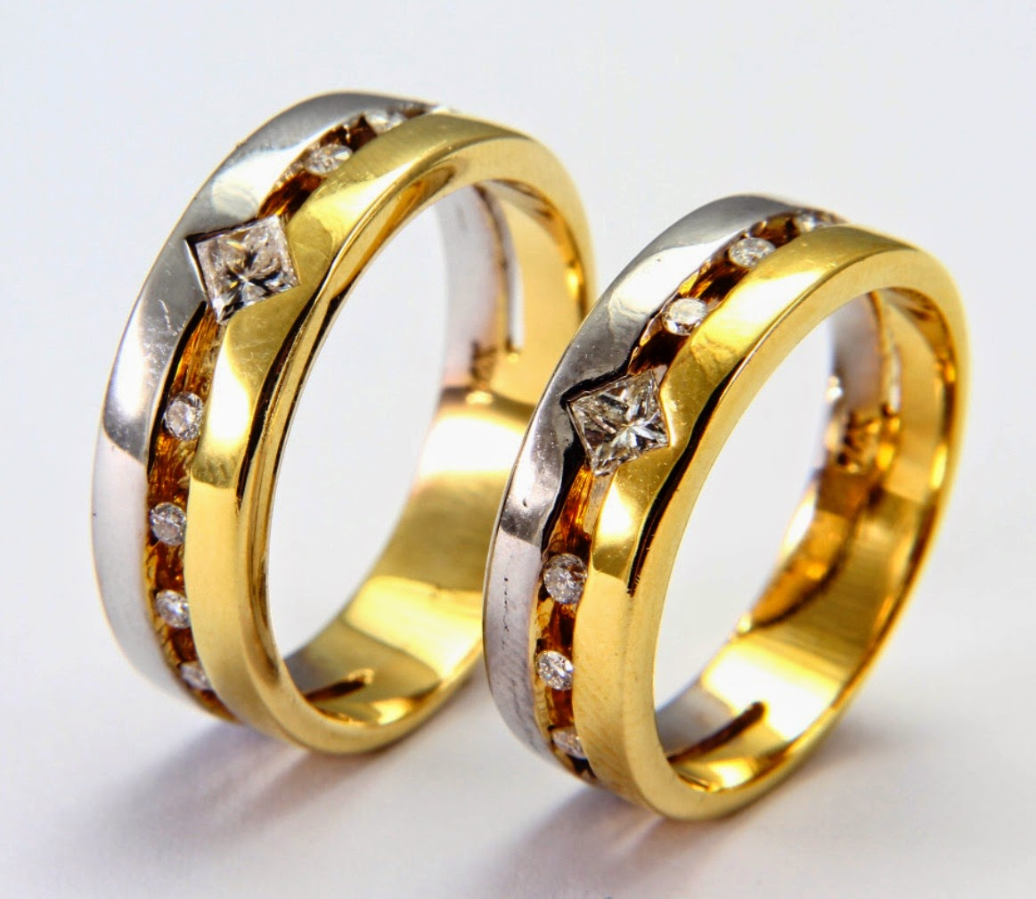 Cool wedding ring 2016 wedding ring examples for Sample of wedding rings