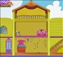 Dora Doll House Decor