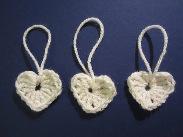 knitted hearts learn to crochet tutorial