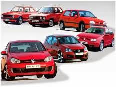 El Sucesor del VW Escarabajo - El Volkswagen Golf - Servicio Tecnico Volkswagen
