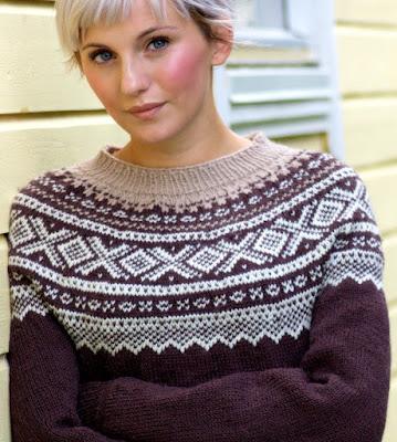 norsk trøje marius