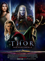 Thor The Dark World Chris Hemsworth, Natalie Portman