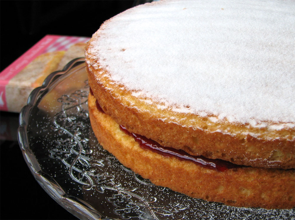 Pam Corbin's Victoria Sandwich Recipes — Dishmaps
