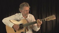 Ulli Boegershausen, 12 string acoustic guitar, music