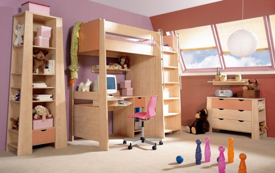 Muebles para cuartos de ni os decoracion de salones for Muebles de ninos