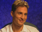 Born in Uvalde, Texas, on November 4, 1969, actor Matthew McConaughey turns .