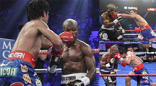 Manny Pacquiao LOST!!!....He Got ROBBED & CHEATED!!!